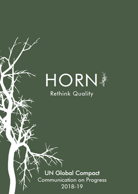 HORN Communication on Progress 18-19